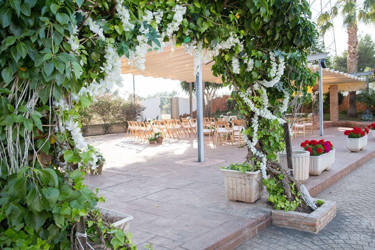 ventajas de bodas al aire libre