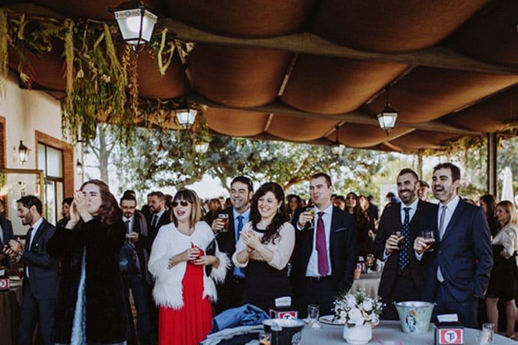 fincas de bodas lista invitados