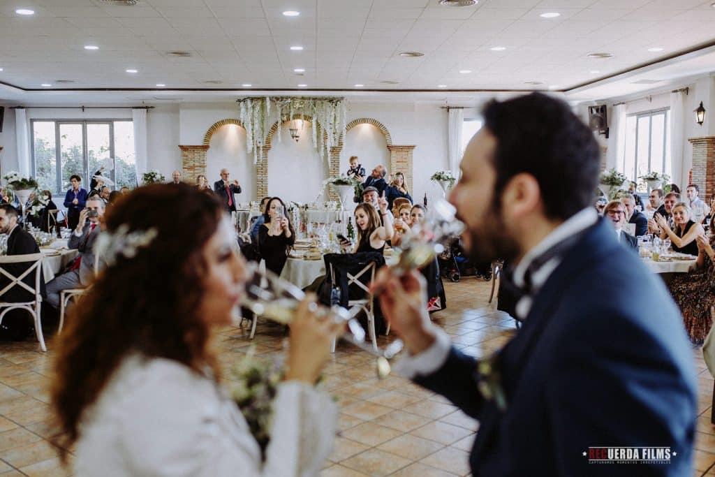 finca de bodas al aire libre