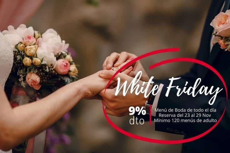 boda en valencia descuento